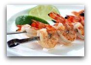 Perfect Shrimp Kabobs